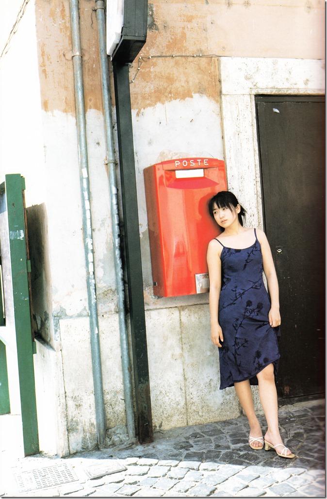 Ikewaki Chizuru tesoro shashinshuu (45)