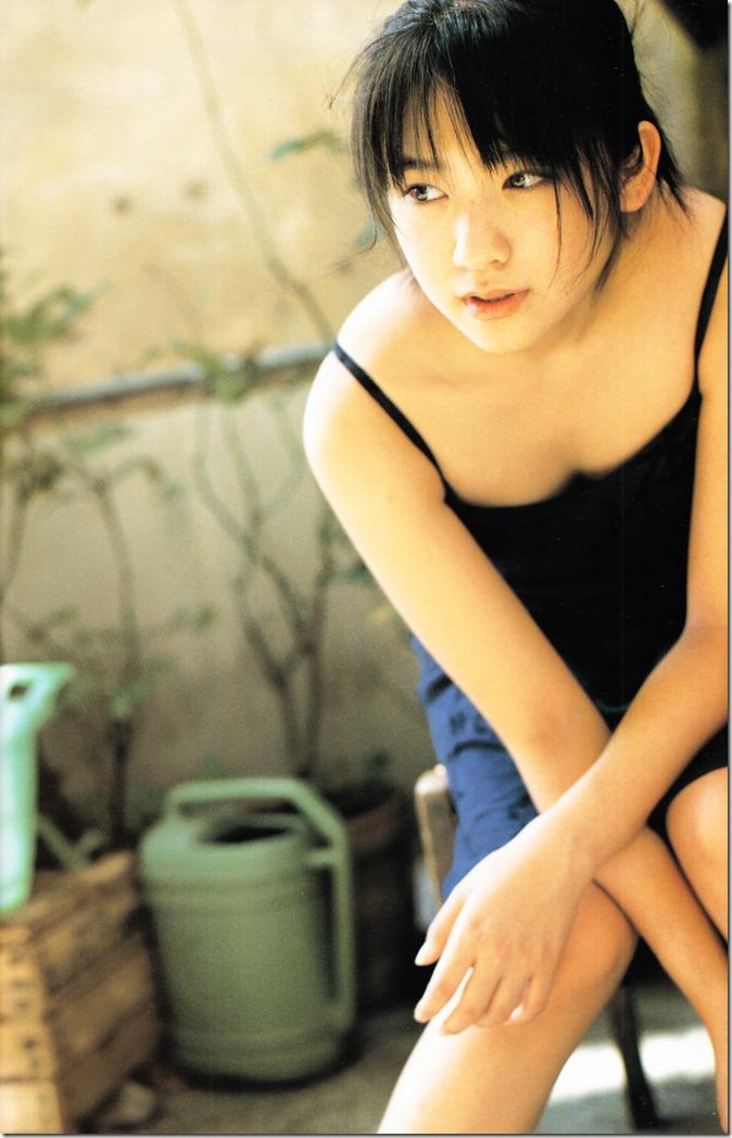 Ikewaki Chizuru tesoro shashinshuu (48)