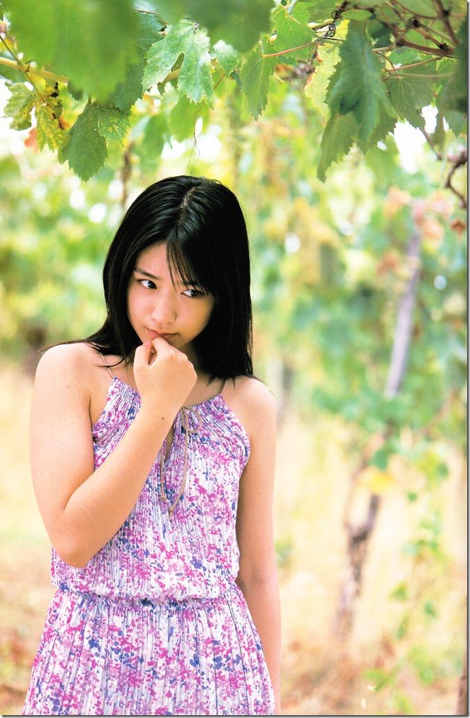 Ikewaki Chizuru tesoro shashinshuu (74)