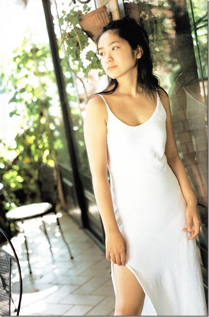 Ikewaki Chizuru tesoro shashinshuu (78)