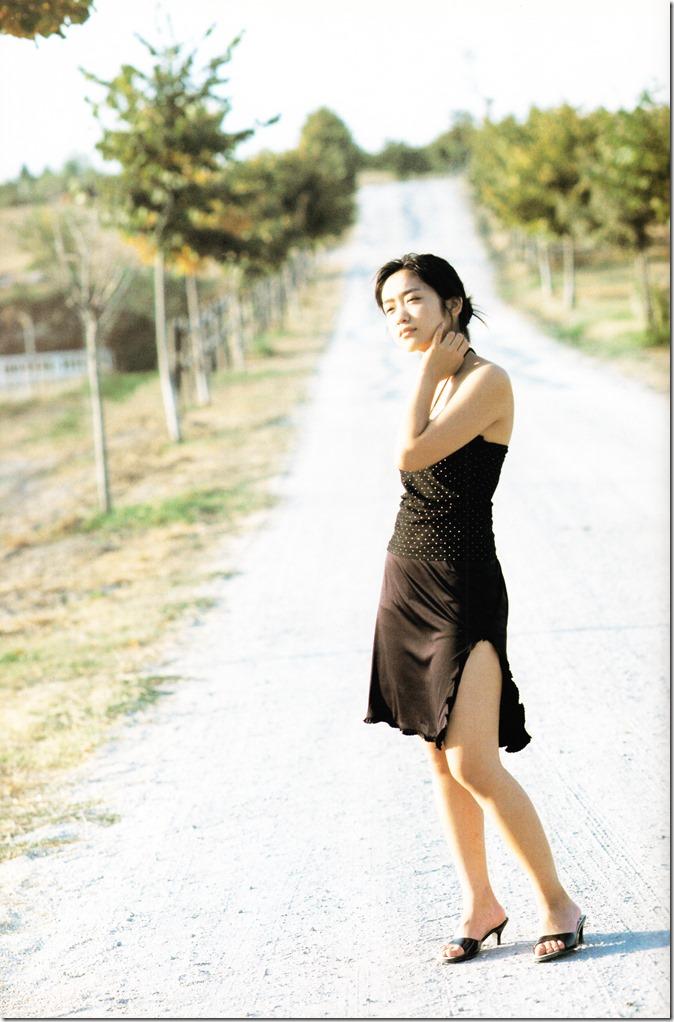 Ikewaki Chizuru tesoro shashinshuu (79)