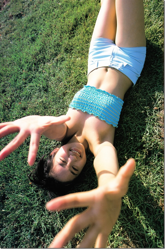 Ikewaki Chizuru tesoro shashinshuu (89)