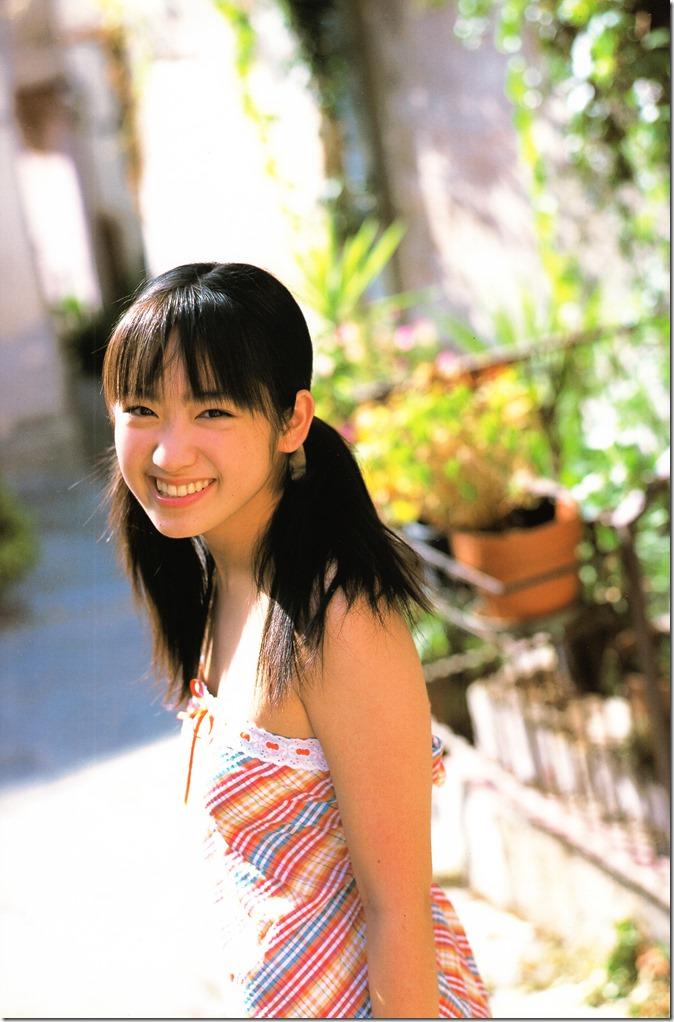 Ikewaki Chizuru tesoro shashinshuu (99)