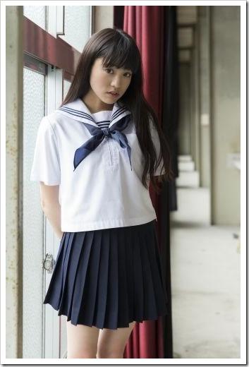 Shida Yuumi 1st solo shashinshuu2