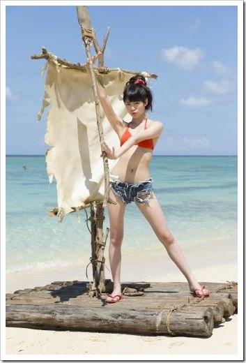 Shida Yuumi 1st solo shashinshuu5