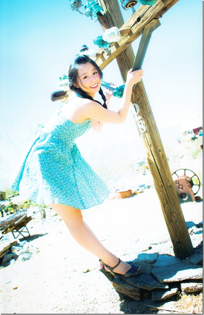 小池里奈写真集 (48)