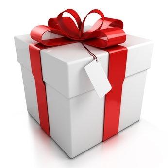 a present....