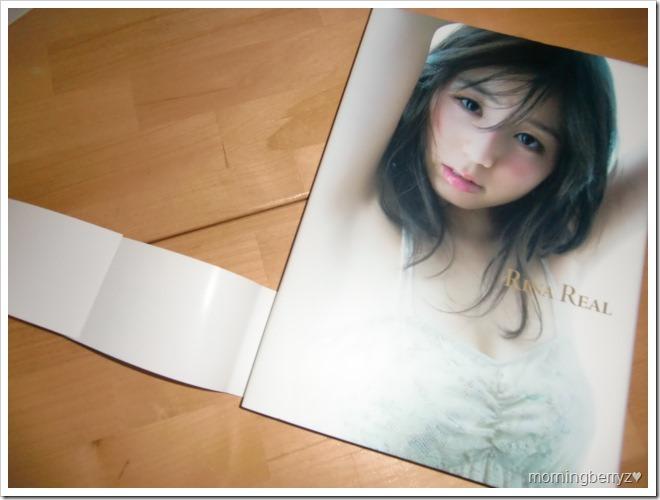 Koike Rina Rina Real shashinshuu