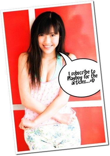 Mayuyu~♥ says....