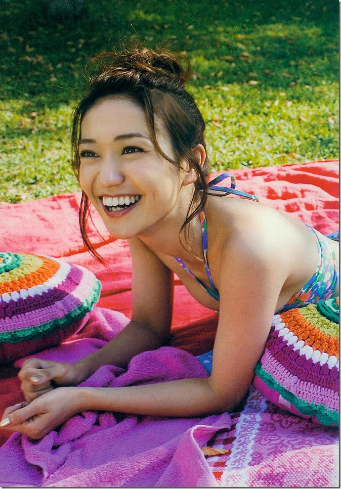 Oshima Yuko 脱ぎやがれ!写真集 (100)