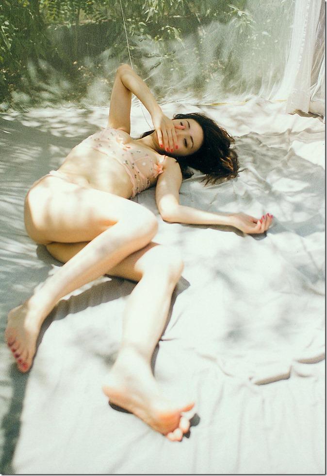 Oshima Yuko 脱ぎやがれ!写真集 (27)