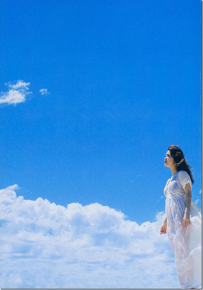 Oshima Yuko 脱ぎやがれ!写真集 (2)