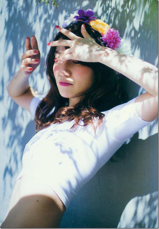 Oshima Yuko 脱ぎやがれ!写真集 (3)