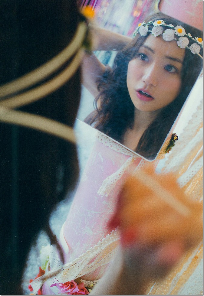 Oshima Yuko 脱ぎやがれ!写真集 (54)
