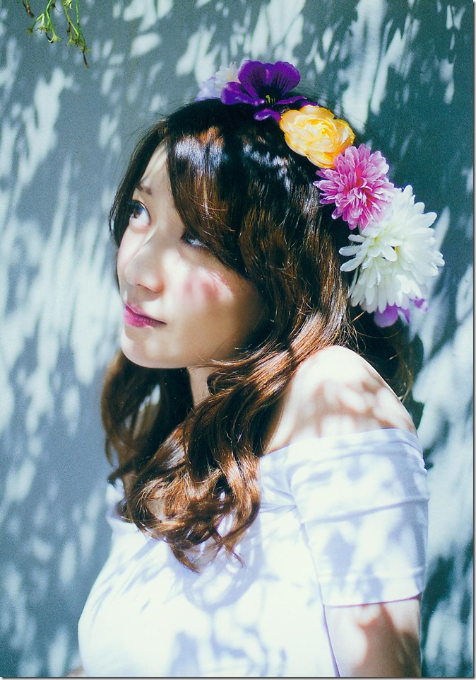 Oshima Yuko 脱ぎやがれ!写真集 (5)