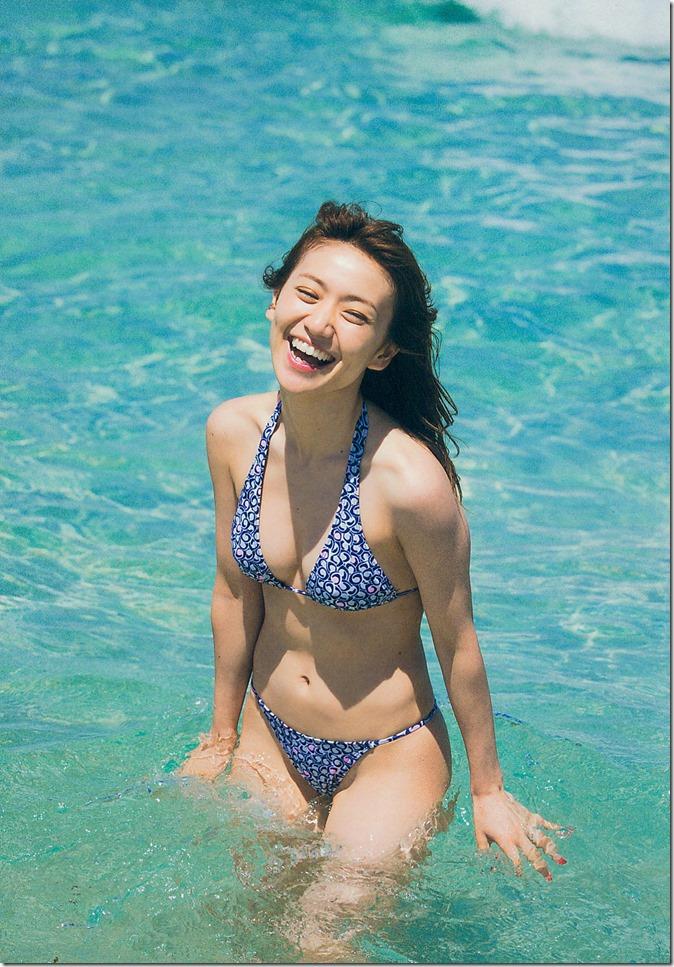 Oshima Yuko 脱ぎやがれ!写真集 (63)
