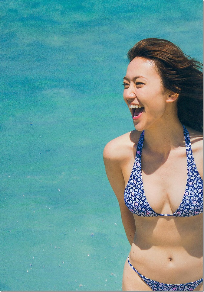 Oshima Yuko 脱ぎやがれ!写真集 (64)