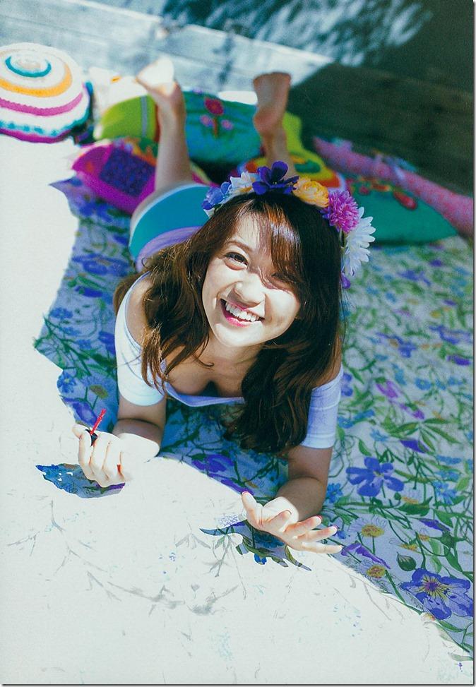 Oshima Yuko 脱ぎやがれ!写真集 (8)