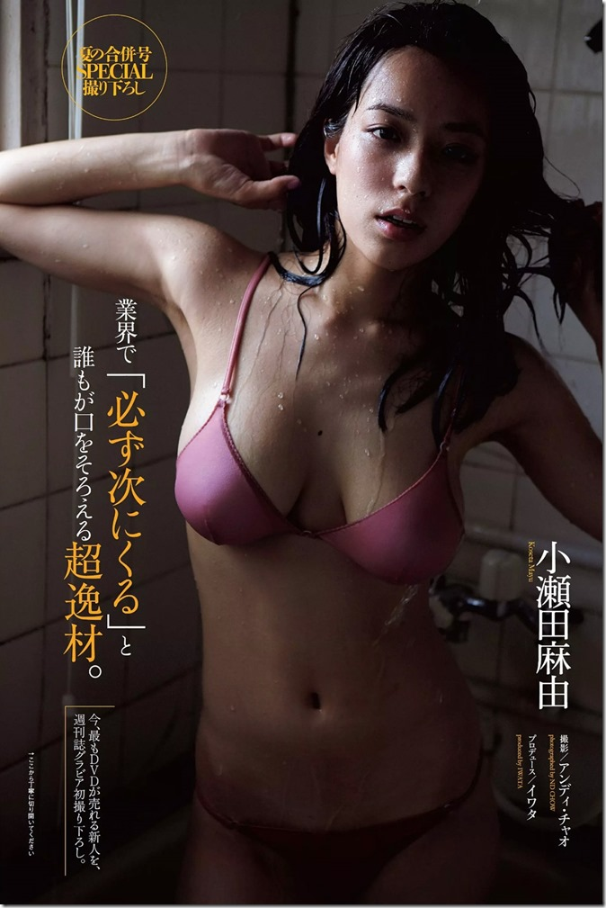 Weekly Playboy no.34.35 September 1st, 2014 (34)