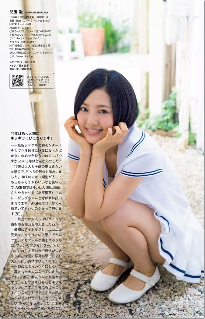 Weekly Playboy no.40 October 6th, 2014 (49)