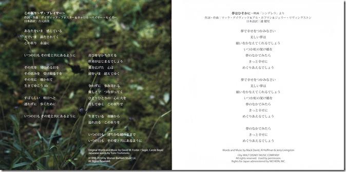 Abe Natsumi Hikari e ~classical & crossover~ (12)