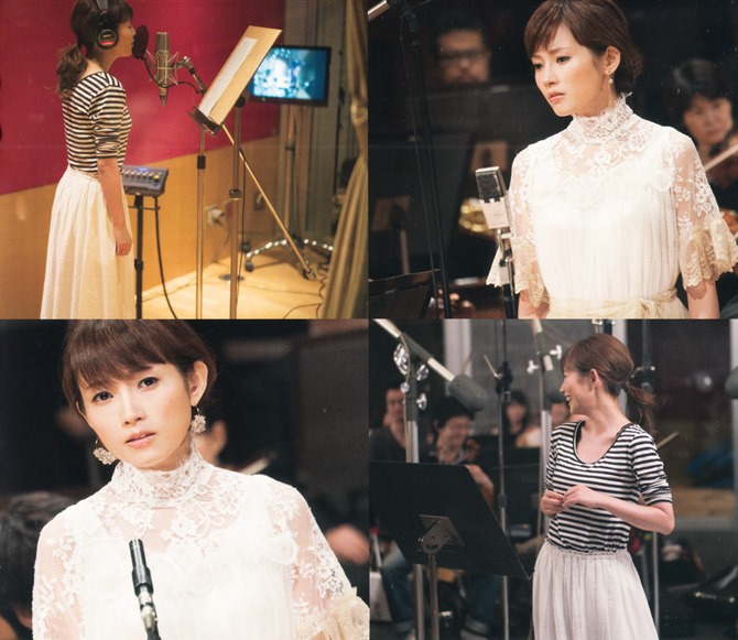 Abe Natsumi Hikari e ~classical & crossover~ (4)