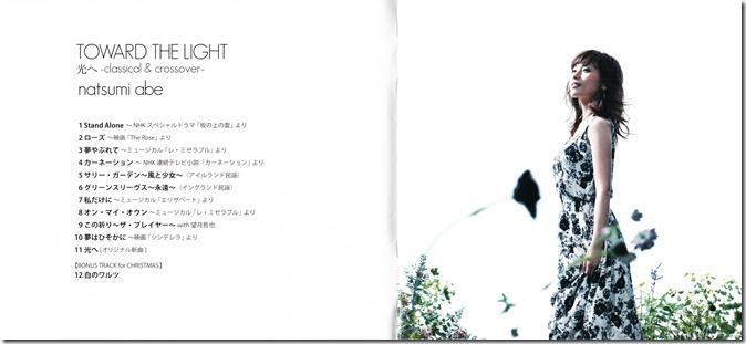 Abe Natsumi Hikari e ~classical & crossover~ (7)