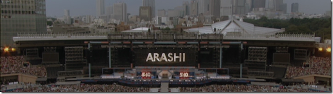 ARASHI in Anniversay Tour 5x10 (4)