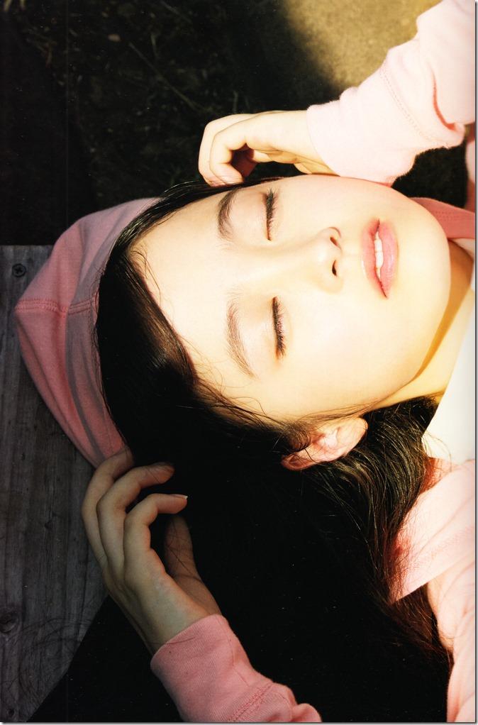 橋本環奈写真集 (12)