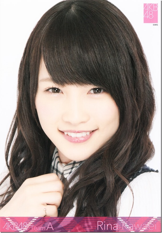 2015 Kawaei Rina desktop calendar (8)