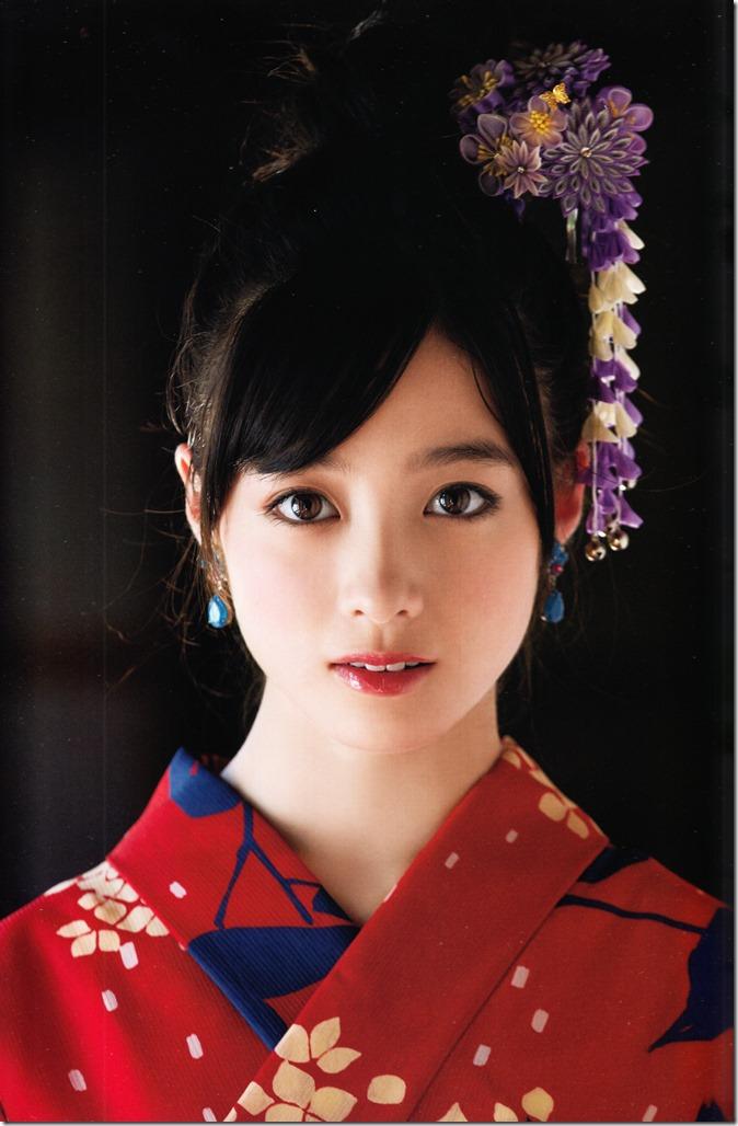 橋本環奈写真集 (26)