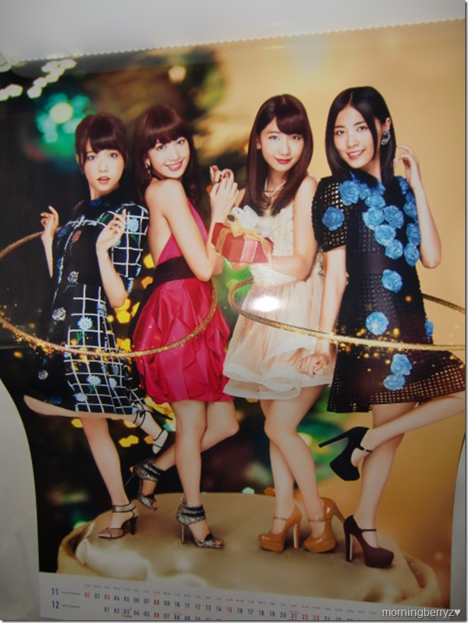 AKB48 2015 Official Group Calendar (10)