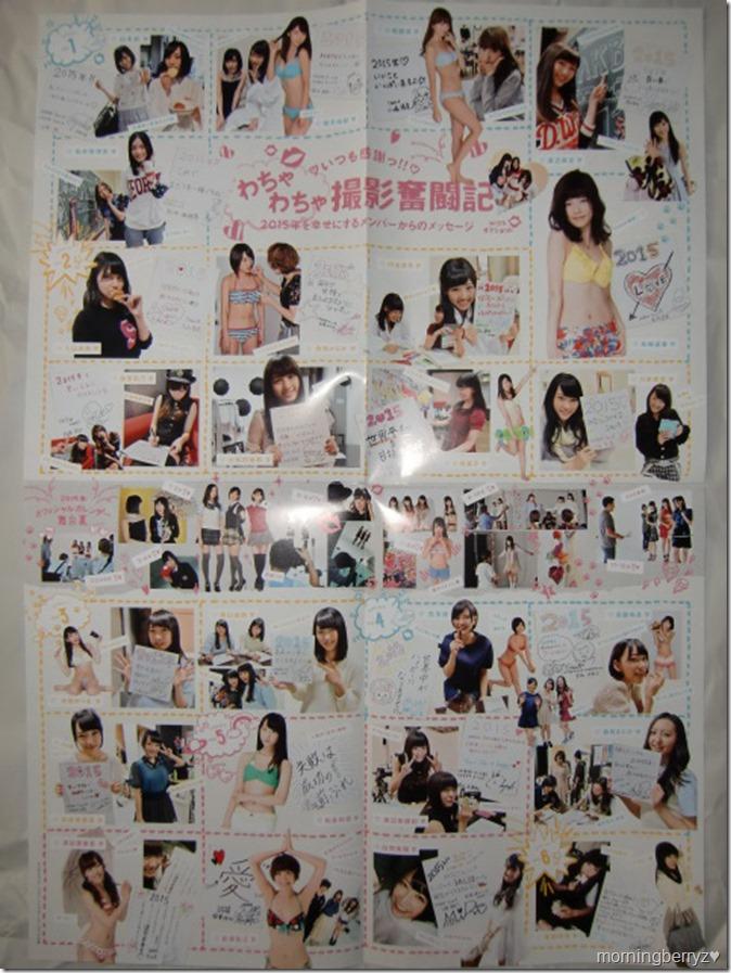 AKB48 2015 Official Group Calendar (14)