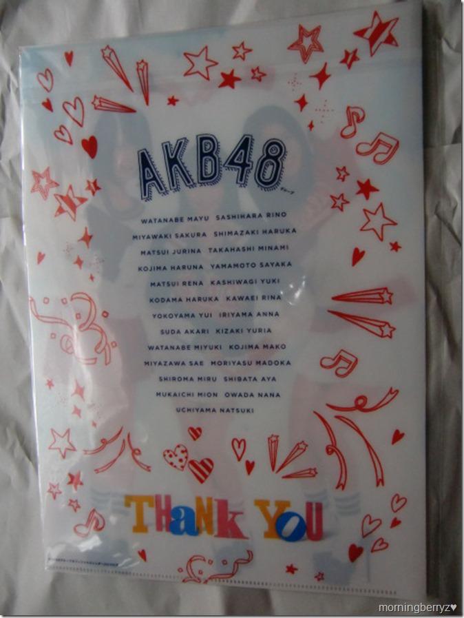 AKB48 2015 Official Group Calendar (12)
