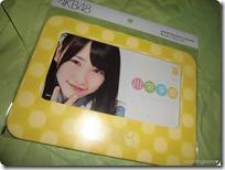 Kawaei Rina 2013 desktop calendar