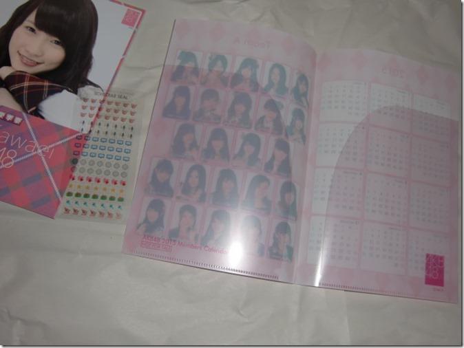 Kawaei Rina 2015 desktop calendar (2)
