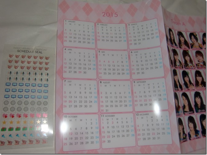 Kawaei Rina 2015 desktop calendar (3)