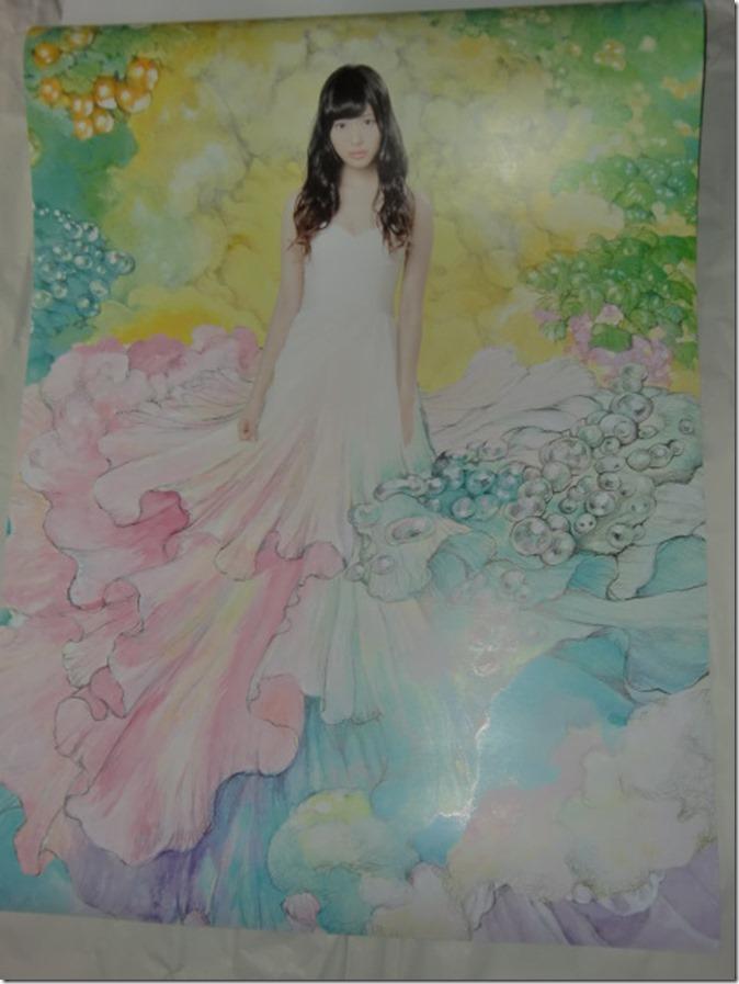 Kitahara Rie 2015 wall calendar (8)