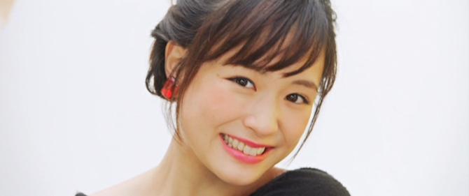 Ohara Sakurako in Thank You