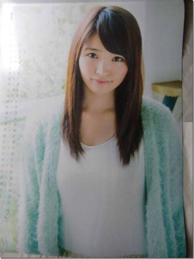 Okamoto Rei 2015 Wall Calendar (2)