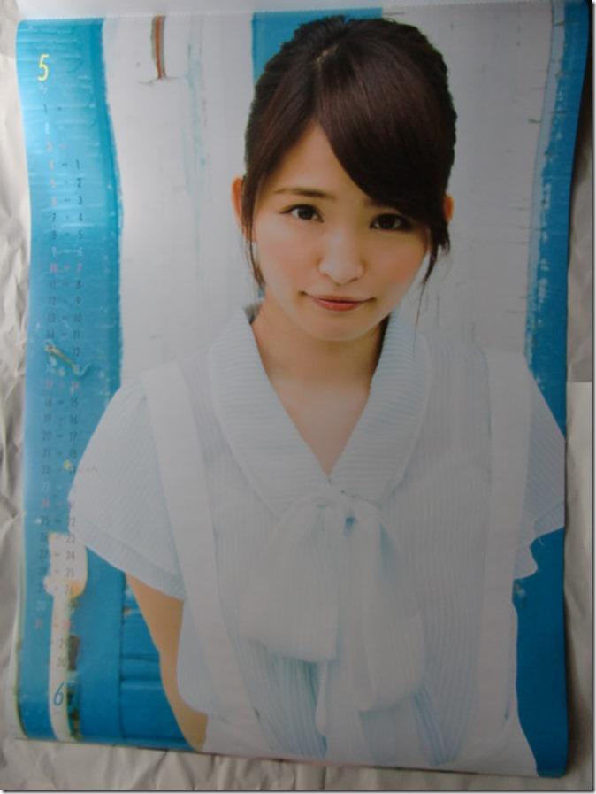 Okamoto Rei 2015 Wall Calendar (4)