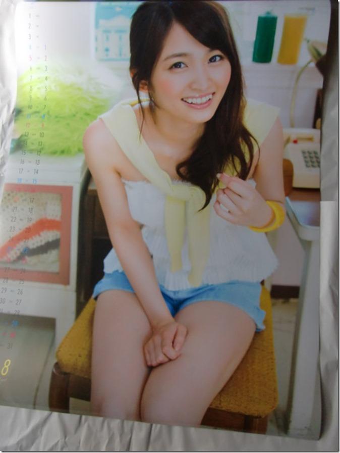 Okamoto Rei 2015 Wall Calendar (5)