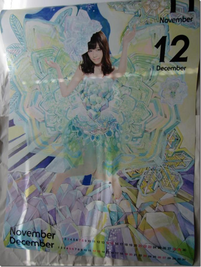 Shimazaki Haruka 2015 Wall Calendar (7)