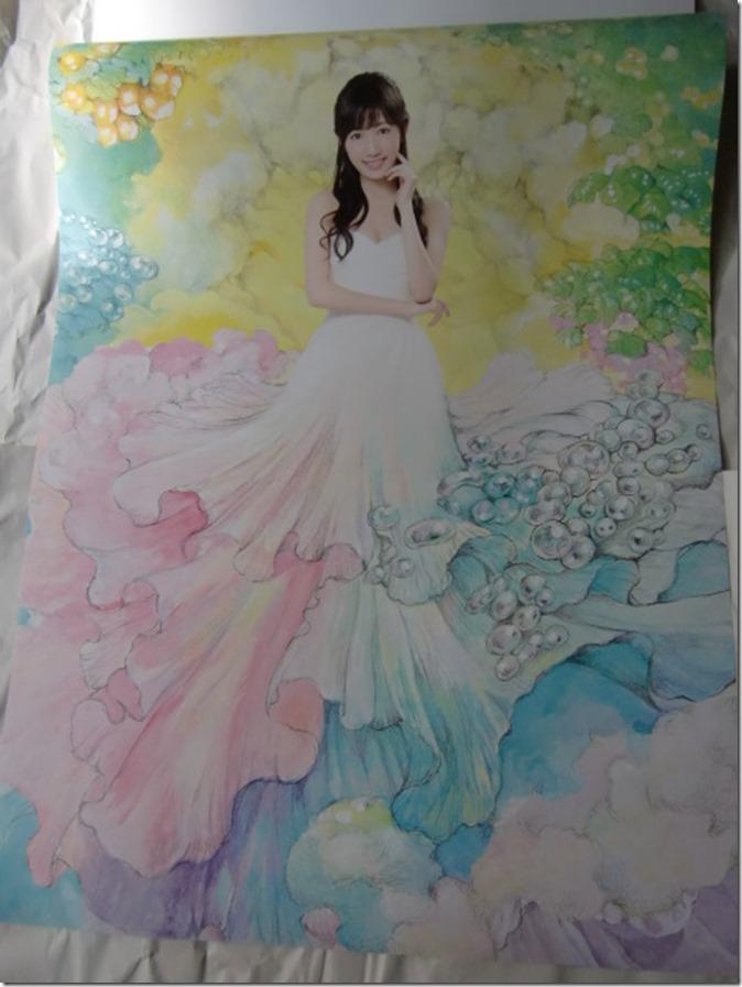 Watanabe Mayu 2015 Wall Calendar (8)