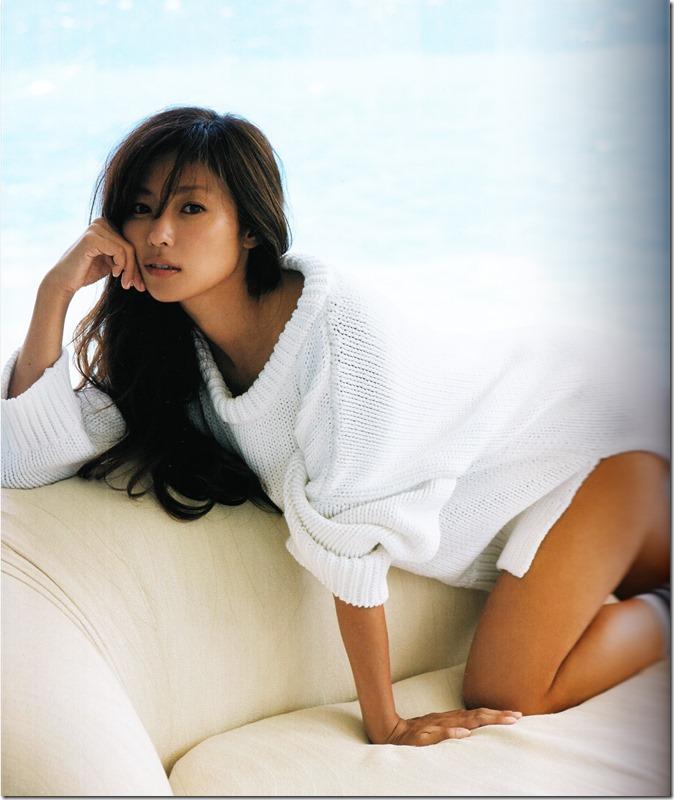 Fukada Kyoko Down to Earth