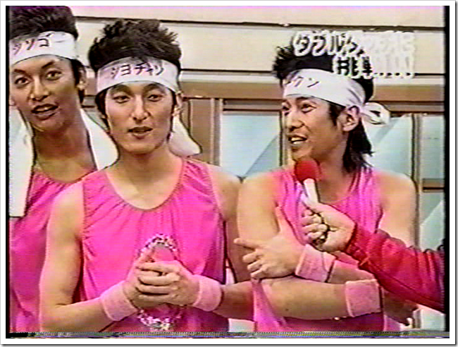 SMAPxSMAP in the DOUBLE DUTCH CHALLENGE (1)