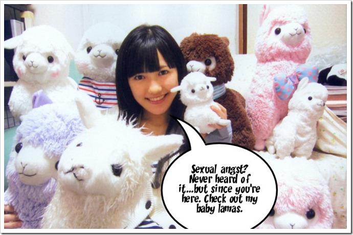 Mayuyu asks....