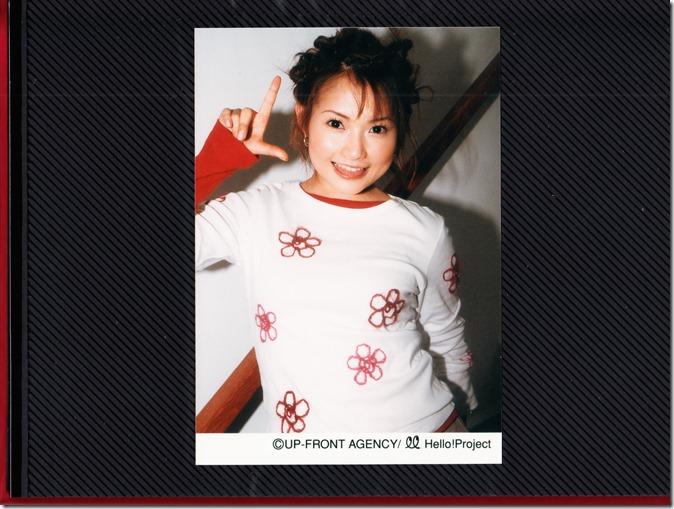 Abe Natsumi history album 1998.1.28 ~ 2004.1.25 (12)