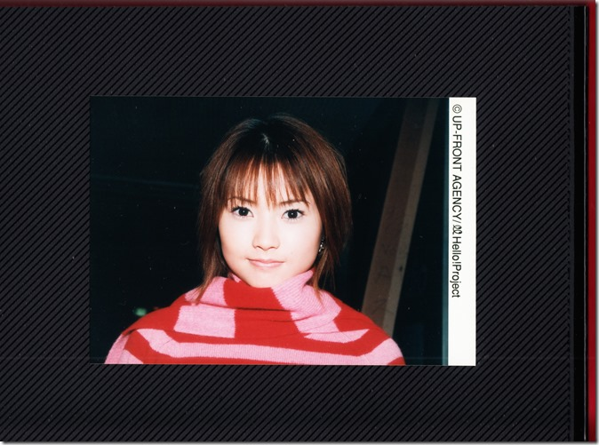 Abe Natsumi history album 1998.1.28 ~ 2004.1.25 (13)