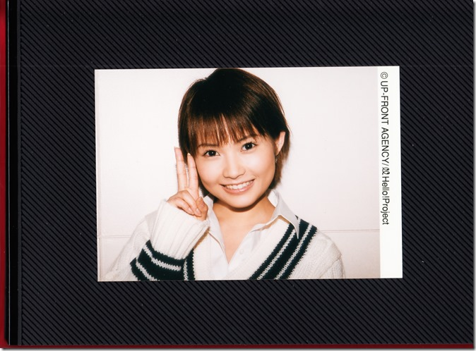 Abe Natsumi history album 1998.1.28 ~ 2004.1.25 (14)